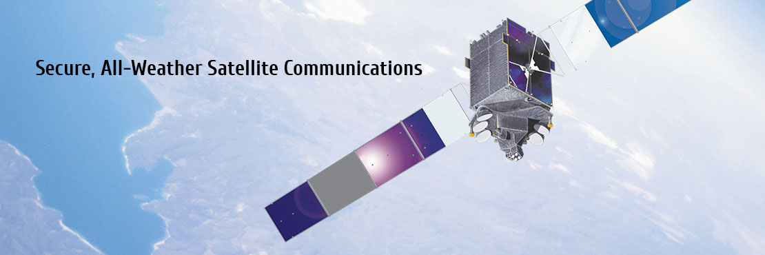Secure, All-Weather Satellite Communications